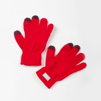 Перчатки Truespin Touch Gloves Red