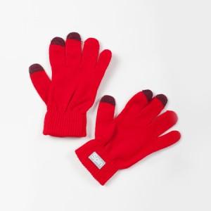 Перчатки Truespin Touch Gloves Red