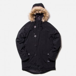 Куртка Footwork Amut Black