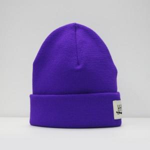 Шапка ННХ Эльбрус Фиолетовый