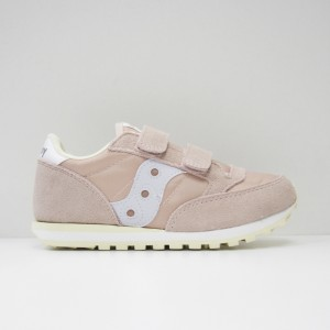 Кроссовки Saucony Jazz Double HL Light Pink/White (SC59150)