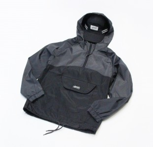 Анорак Anteater Pocket Grey/Black