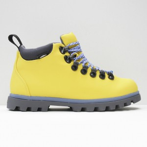 Ботинки Native Fitzsimmons Treklite Alpine Yellow/Storm Blue/Onix Black (41100630-7538)