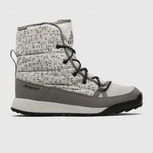 Дутики Adidas CW Choleah Padded CP Tecear/Grey/Brown (AQ2025)