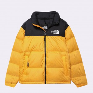 Куртка The North Face 1996 Retro Nuptse Yellow (T93C8D70M)