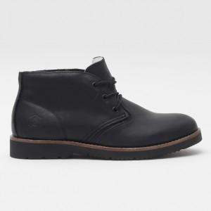 Ботинки Jack Porter Russian Chukka Black Leather