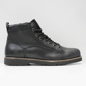 Ботинки Jack Porter Classic Hiker Black Leather